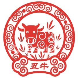 chinese-zodiac-cow