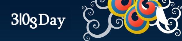 blog day banner