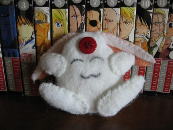 My Plushie Moko-chan