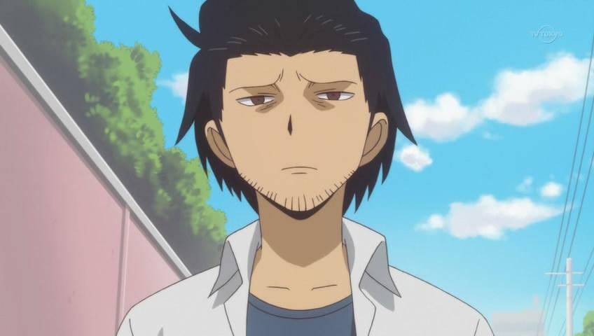 Download Anime Danshi Koukousei No Nichijou Episode 2 Sub Indo