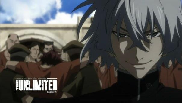 THE UNLIMITED – Hyoubu Kyousuke - 01