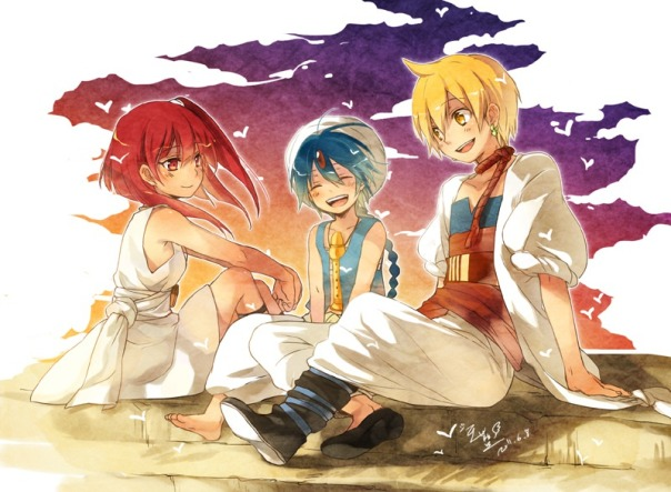 MAGI .The.Labyrinth.of.Magic.full.607917
