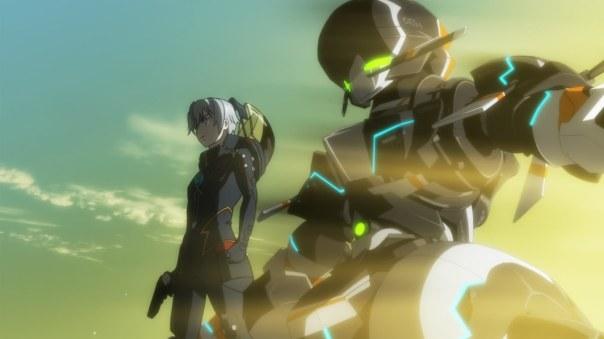 Suisei no Gargantia - 01