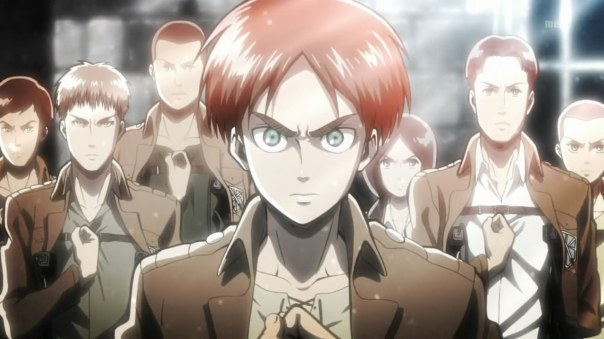 Shingeki no Kyojin - 01