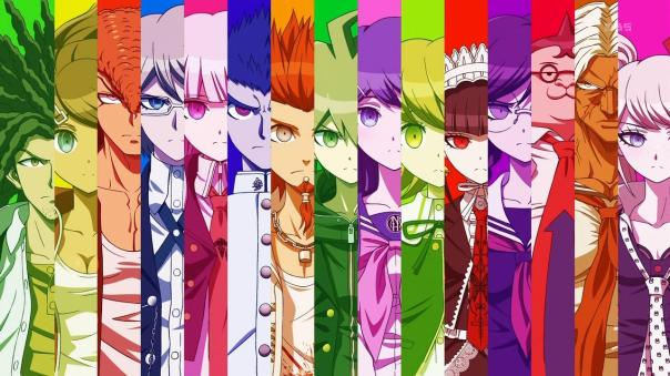 Danganronpa The Animation - 01