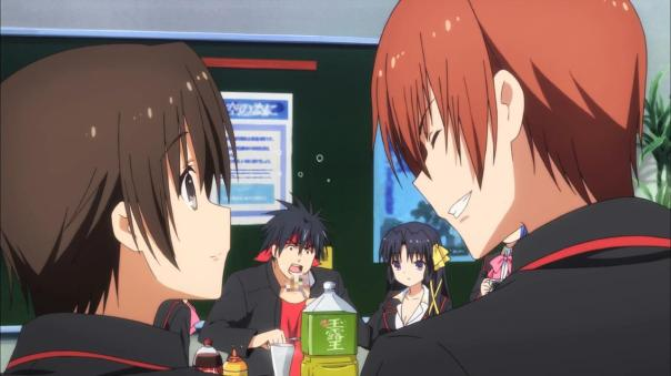 Little Busters Refrain - 01