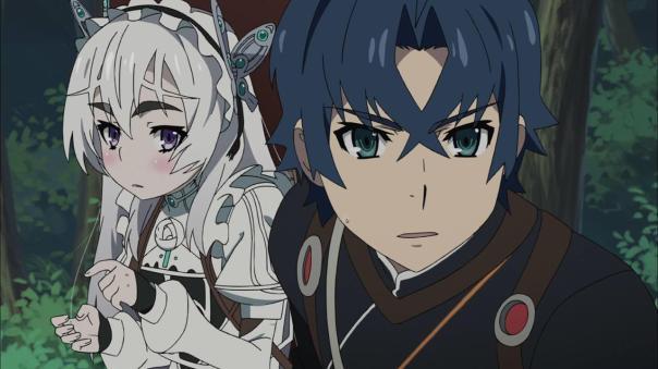 Hitsugi no Chaika - 01