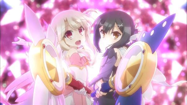 Fate Kaleid Liner PRISMA ILYA 2wei! - 01