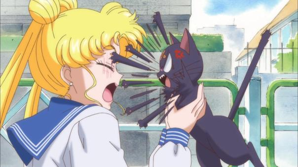 Sailor Moon Crystal - 01
