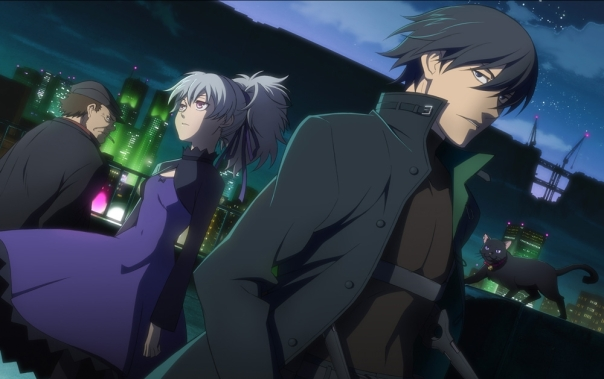 Darker than Black 002