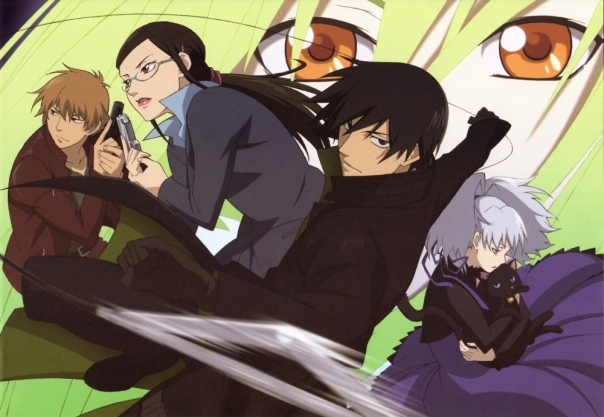 Darker than Black 003