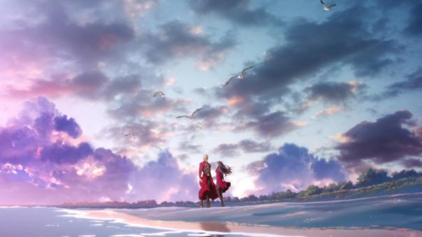 Fate Stay Night - Unlimited Blade Works ed