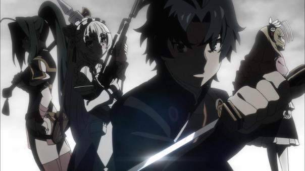Hitsugi no Chaika - Avenging Battle op