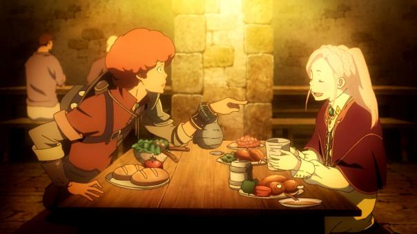 Shingeki no Bahamut - Genesis - 02 screencap