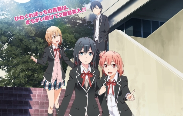 Yahari Ore no Seishun Love Comedy wa Machigatteiru Zoku