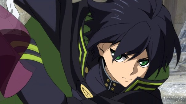 Seraph of the End - 08