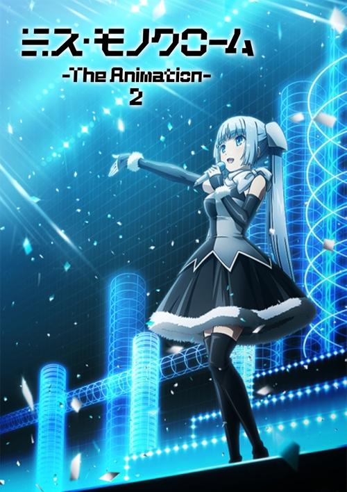 Miss Monochrome The Animation 2nd Season