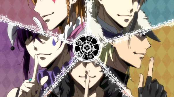 Dance with Devils - 02 top