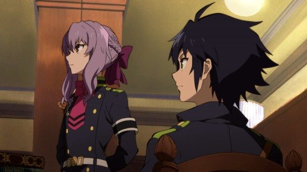 Seraph of the End S2 - 01