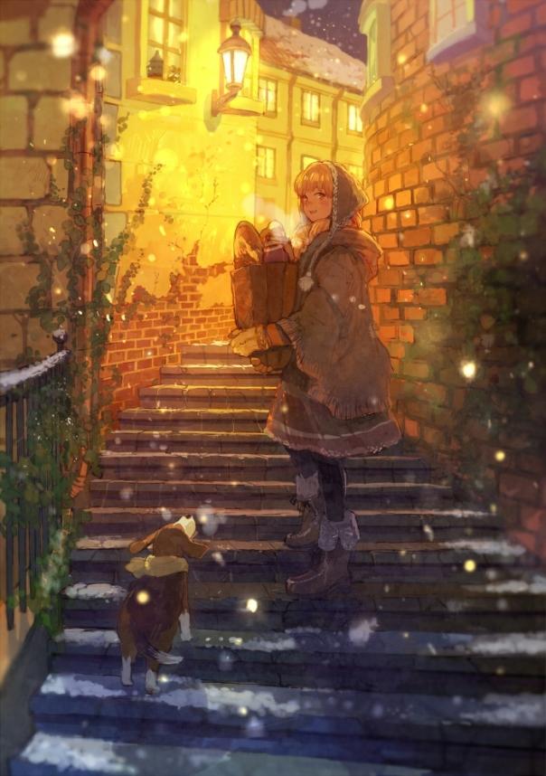 anime zima 15-16 2