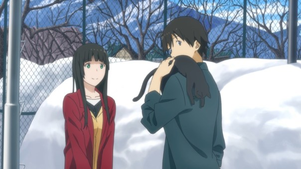 Flying Witch - 01