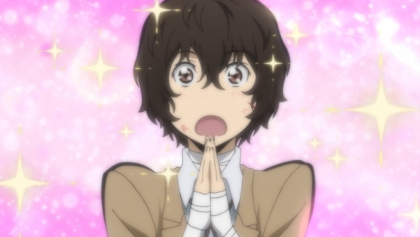 Bungou Stray Dogs puppy dazai