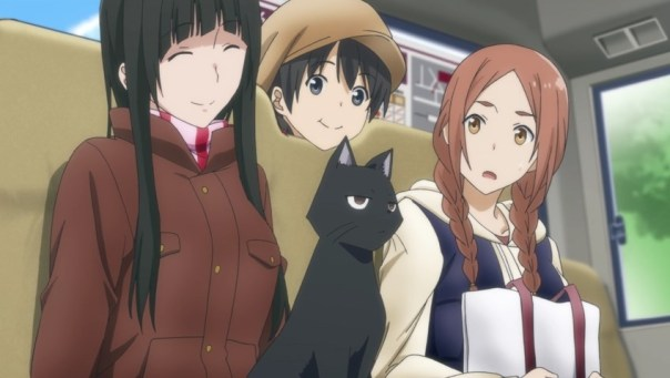 Flying Witch - 07